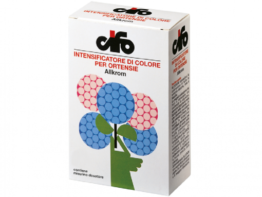 Allkrom gr.100 intensificatore di colore per Ortensie
