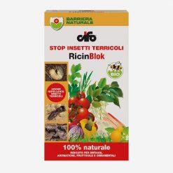 Ricinblok - Stop insetti terricoli gr.750