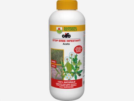 Aceto - Stop erbe infestanti lt.1