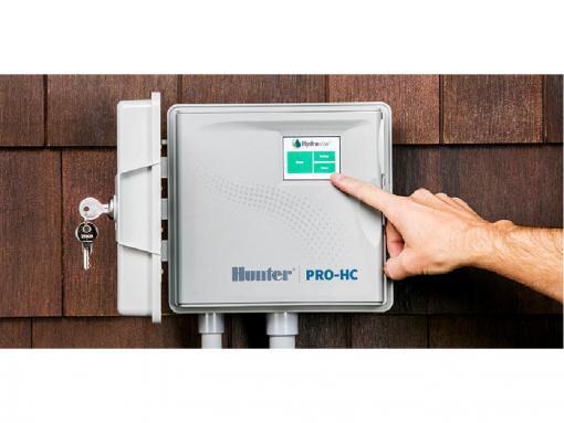 Programmatore esterno Pro HC Wi-Fi 6 zone Hunter