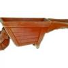 Carriola mignon piccola cm.24