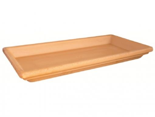 Sottocassetta idrorepellente cm.46 terracotta