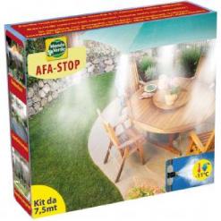 Afa Stop - Kit nebulizzazione mt.15