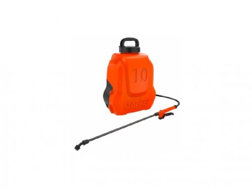 Pompa a zaino elettrica lt.10 Li-ION