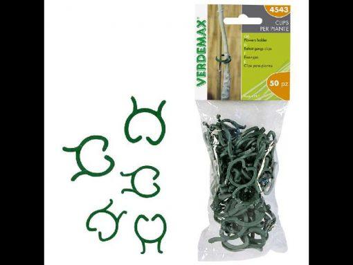 Clips per piante 3 misure pz.50