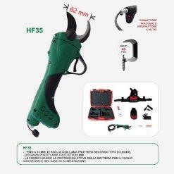 Forbice elettrica HF35