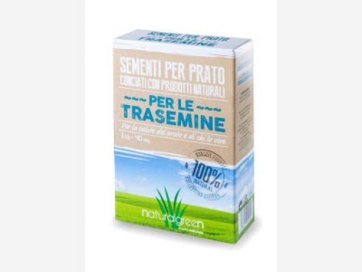 Sementi per prato per le trasemine kg.7 - Natural Green