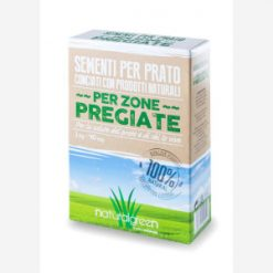 Sementi per prato zone soleggiate kg.1 - Natural Green