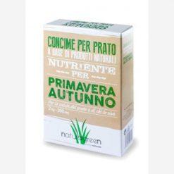 Concime per prato Nutriente Primavera Autunno kg.7 - Natural Green