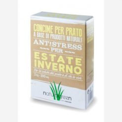 Concime per prato Antistress Estate Inverno kg.7 - Natural Green