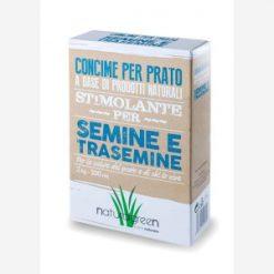 Concime per prato per semine e trasemine kg.2 - Natural Green
