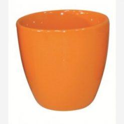 Portavaso Cozumel cm.16 colore Arancio