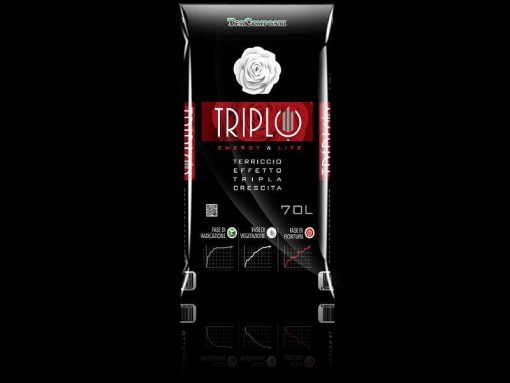 Terriccio Triplo lt.70
