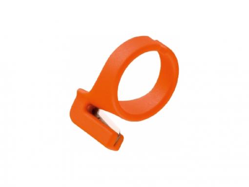 Coltello ad anello in plastica mm.20-24