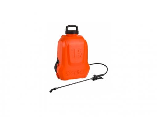 Pompa a zaino elettrica lt.15 Li-ION 5Bar