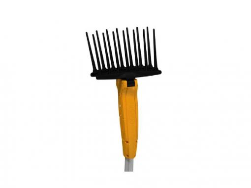 Scuotitore ulivi Dual Comb 7 c/prolunga cm.230-350