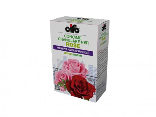 Concime granulare per rose kg.1