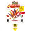 Peperoncino multicolore Eureka - vaso 14