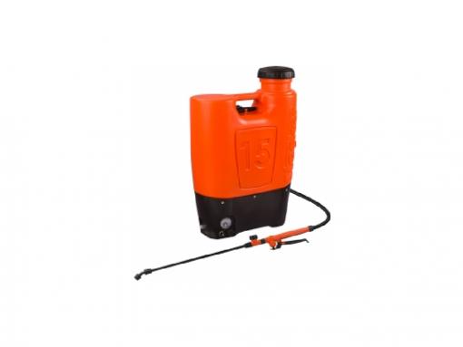 Pompa a zaino elettrica lt.15