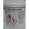Tricloro 90/200 in pastiglie kg.25