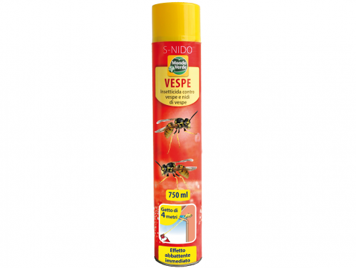 Spray Vespe e Calabroni ml.750