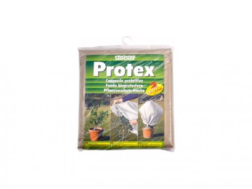 Cappuccio protettivo verde mt.1,5x3,6 gr.30 - Pz.2
