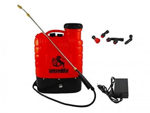 Pompa a spalle lt.16 batteria litio Ausonia