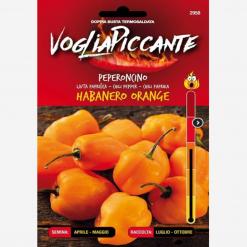 Sementi in bustina di peperoncino Habanero Orange