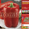 Piantine in pack Peperone rosso varietà Fenomeno F1