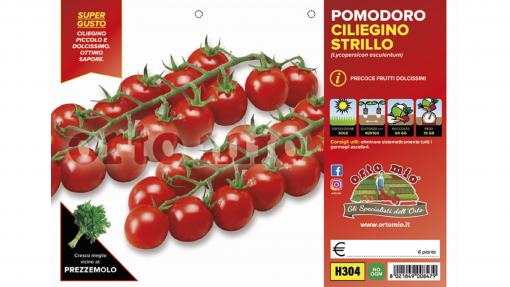 Piantine in pack Pomodoro ciliegino variet? Strillo F1
