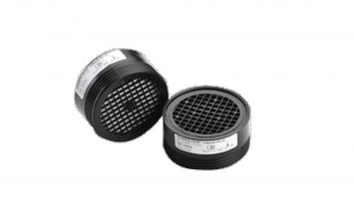 Filtro per semimaschera Eurmask 7364 P2 R polveri e fumi - pezzo singolo