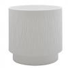 Vaso cilindro Naturalia cm.40 bianco ottico