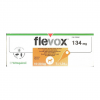 Flevox cane kg.10-20 134 mg pippetta singola