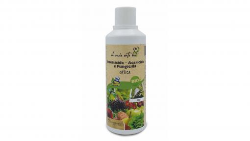Estratto di ortica liquida insetticida, fungicida e acaricida lt.1