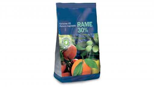 Concime a base di rame 30% kg.1 biologico