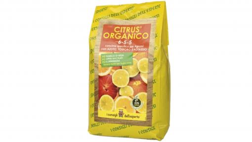 Citrus Organico NPK 6.5.5. kg.5