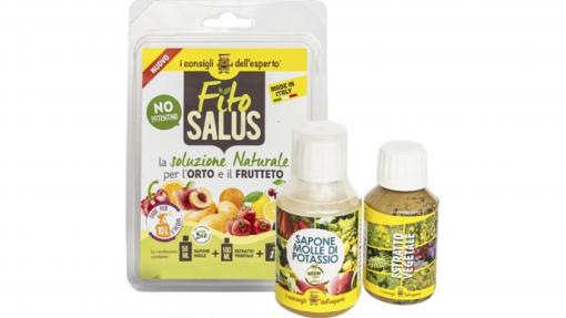 Fitosalus - Sapone molle ml.50 Estratti vegetali ml.100