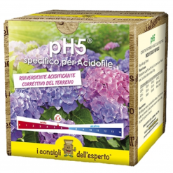 Ph 5 correttivo per piante acidofile gr.700