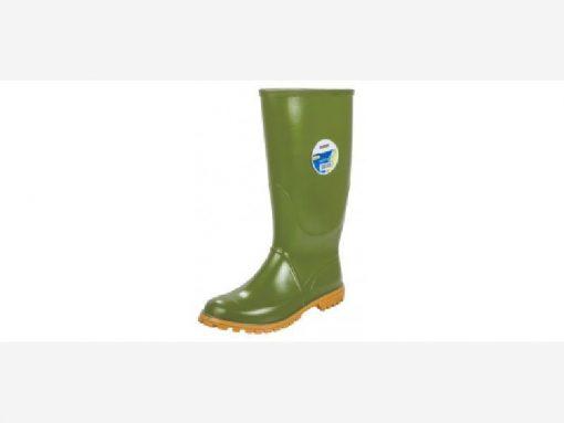 Stivali da lavoro verde oliva
