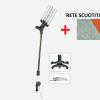 Twist telescopico + rete scuotitori mt.8x8 OMAGGIO