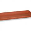Sottofioriera cm.50 colore terracotta