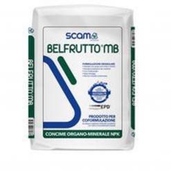Concime Belfrutto MB 5.10.15 kg.25 Scam