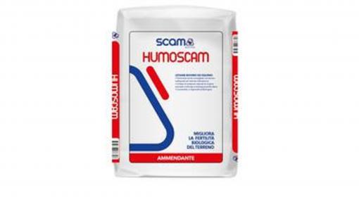 Concime Humoscam pellettato kg.25 Scam
