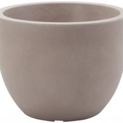 Vaso conca cm.30 avana