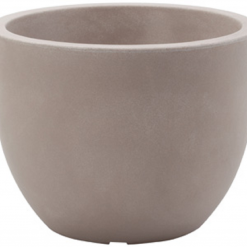 Vaso conca cm.50 avana