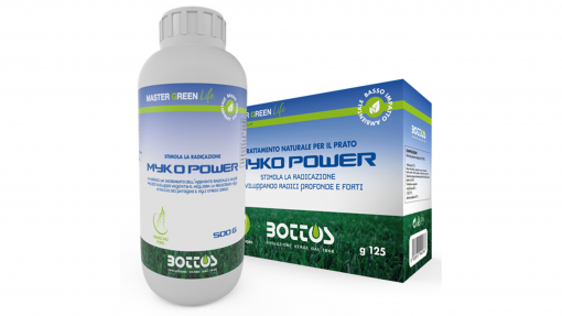 Master Green Life Myko Power gr.125
